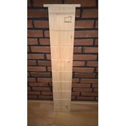 Kleintier Treppe 100x18cm (Doppelstockkäfigtreppe)