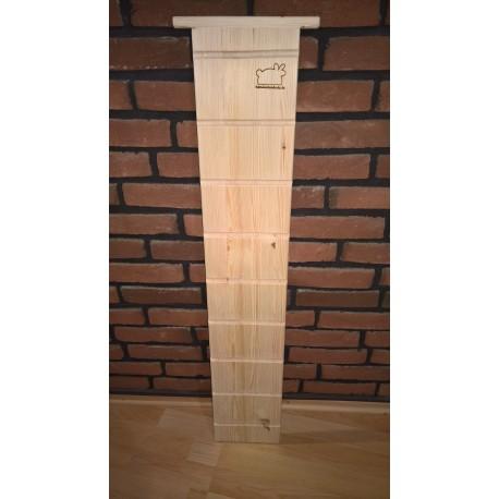 Kleintier Treppe 80x20cm